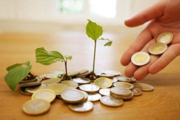 Penger som vokser